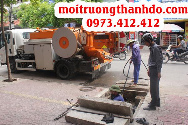 thông cống nghẹt Phường Tam Phú