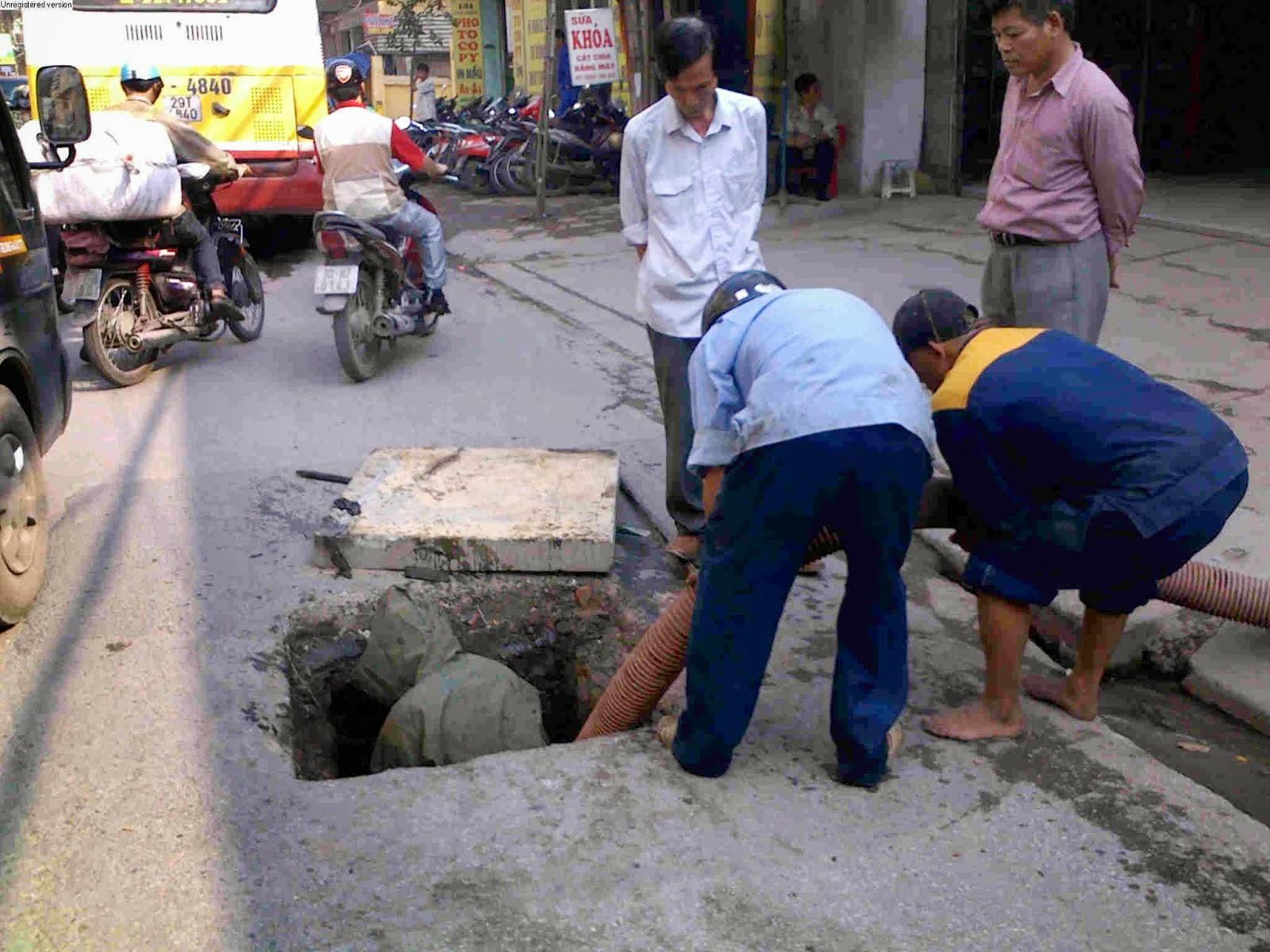 rút hầm cầu huyện Phú Giáo