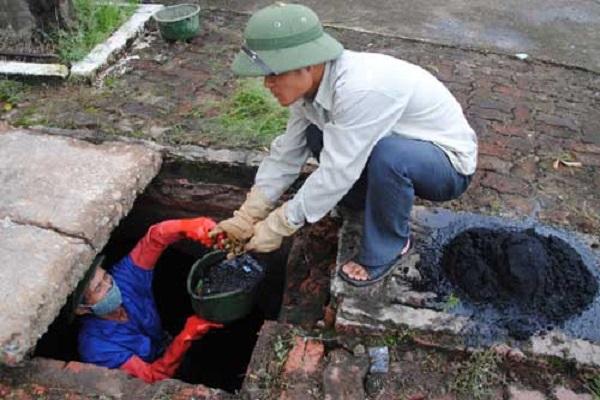 thông cống nghẹt Thuận An